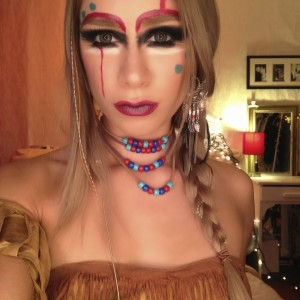 Costumes | Native American Makeup Tutorial |