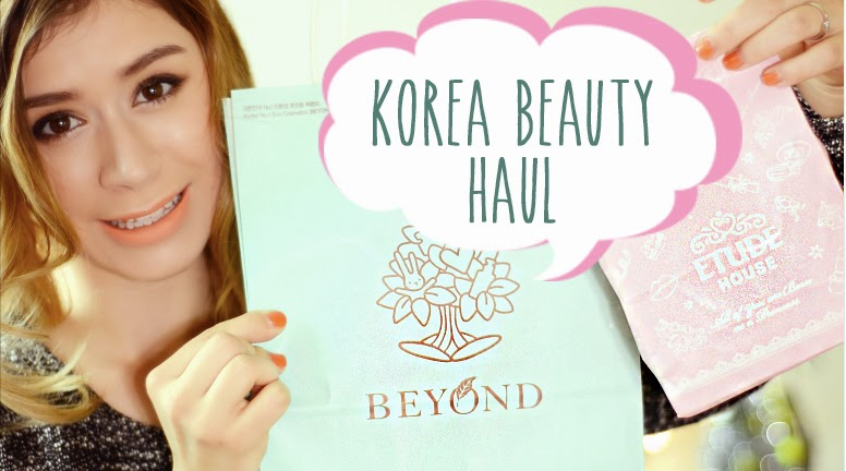 KOREAN BEAUTY HAUL! Etude House and Beyond