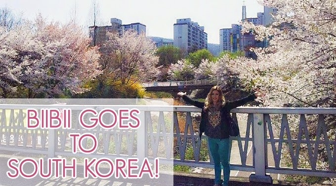 I MOVED TO SOUTH KOREA!