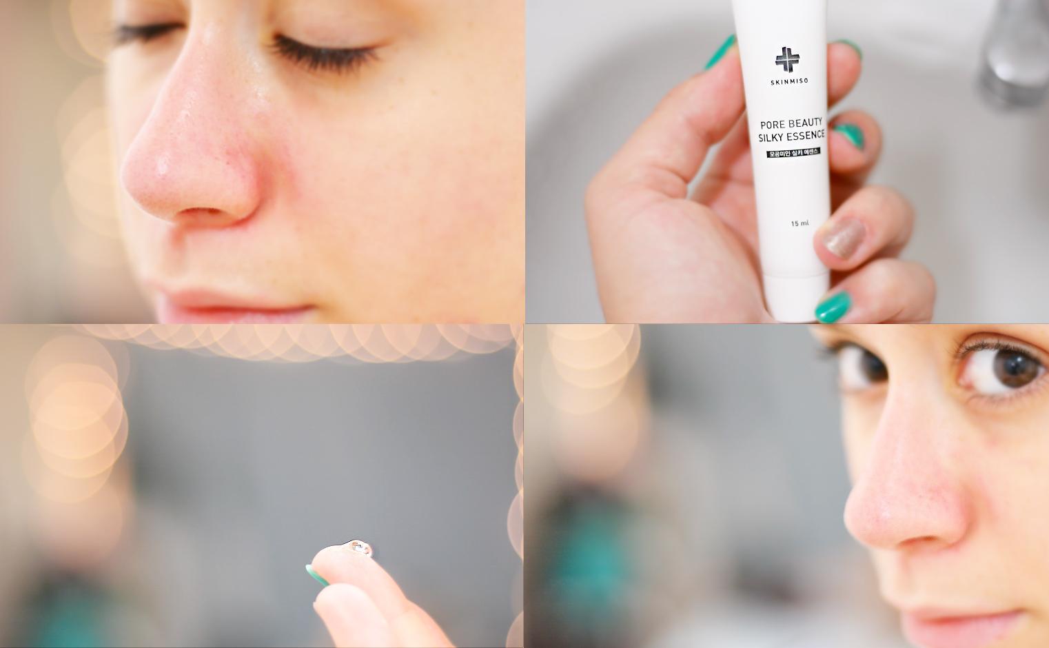 how to get a poreless nose