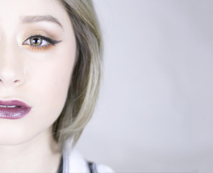Autumn Makeup Glam 3 Concept Eyes Pinkicon Majolica Majorca Mac