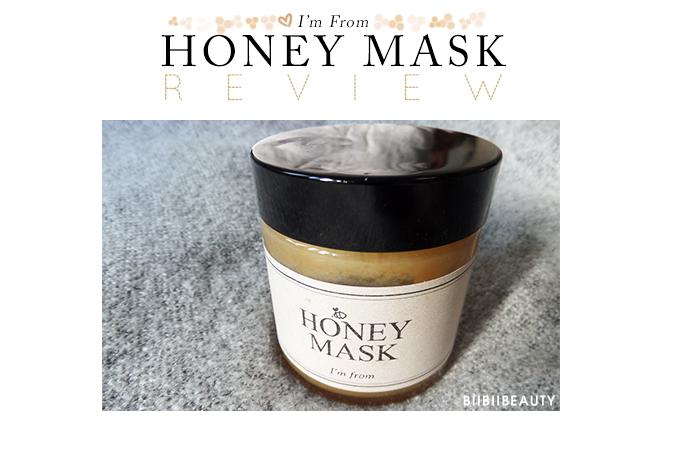 HONEY MASK REVIEW | I'm From Honey Mask