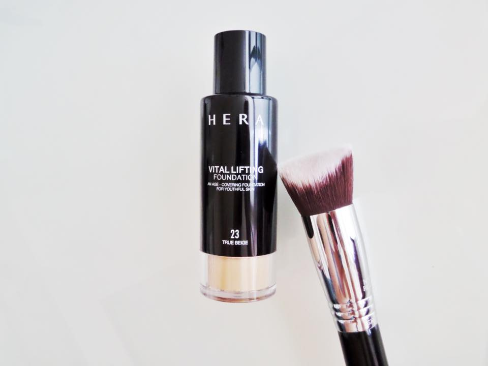 HERA VITA LIFTING FOUNDATION REVIEW