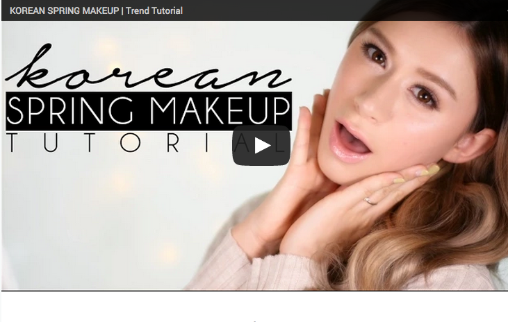 KOREAN SPRING MAKEUP TRENDS | Makeup Tutorial