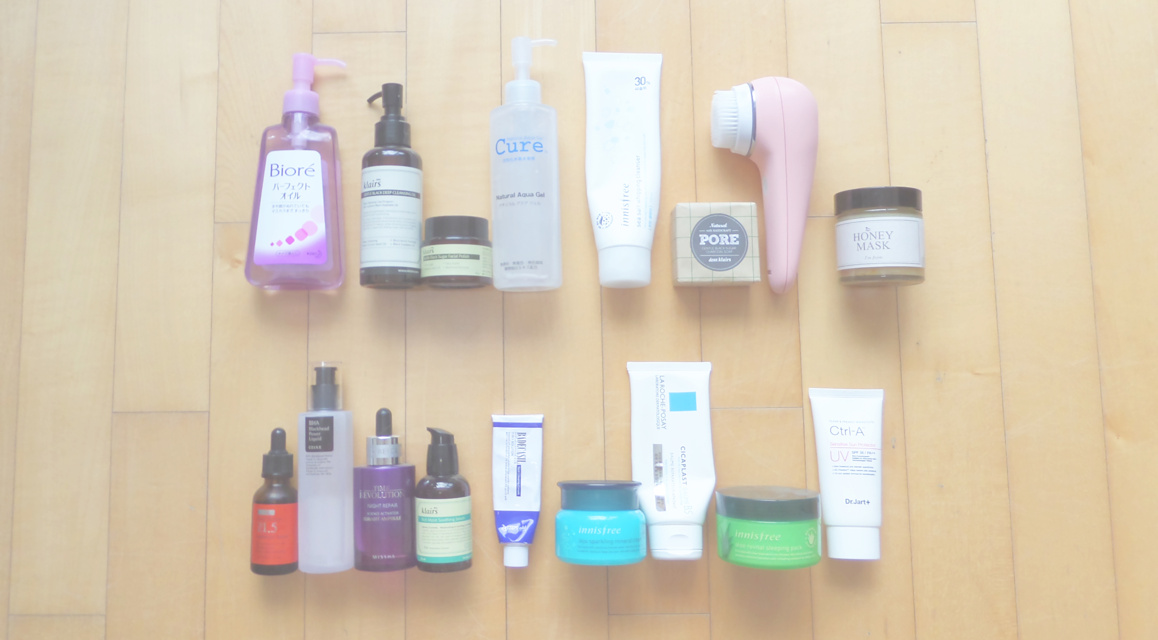 KOREAN SKINCARE ROUTINE FOR ACNE PRONE SKIN