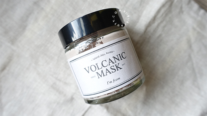 I'M FROM Volcanic Mask Review | Best Clay Mask