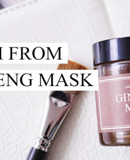 IM FROM GINSENG MASK REVIEW BIIBIIBEAUTY