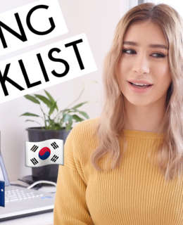 Moving Checklist for Overseas | How I Prepare to Move Countries