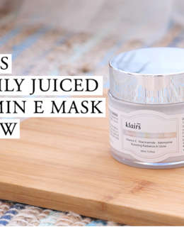 KLAIRS-FRESHLY-JUICED-VITAMIN-E-MASK-REVIEW-Anti-Aging-Cream-for-Sensitive-Skin-biibiibeauty