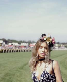KENNEDY OAKS DAY DURING THE MELBOURNE CUP - BiiBiiBeauty