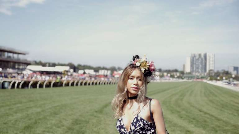 KENNEDY OAKS DAY DURING THE MELBOURNE CUP – BiiBiiBeauty