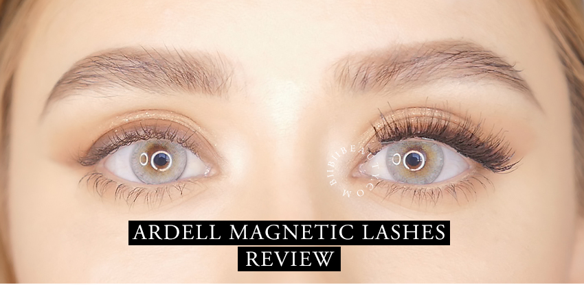 Ardell Magnetic Lashes Review Demo Biibiibeauty